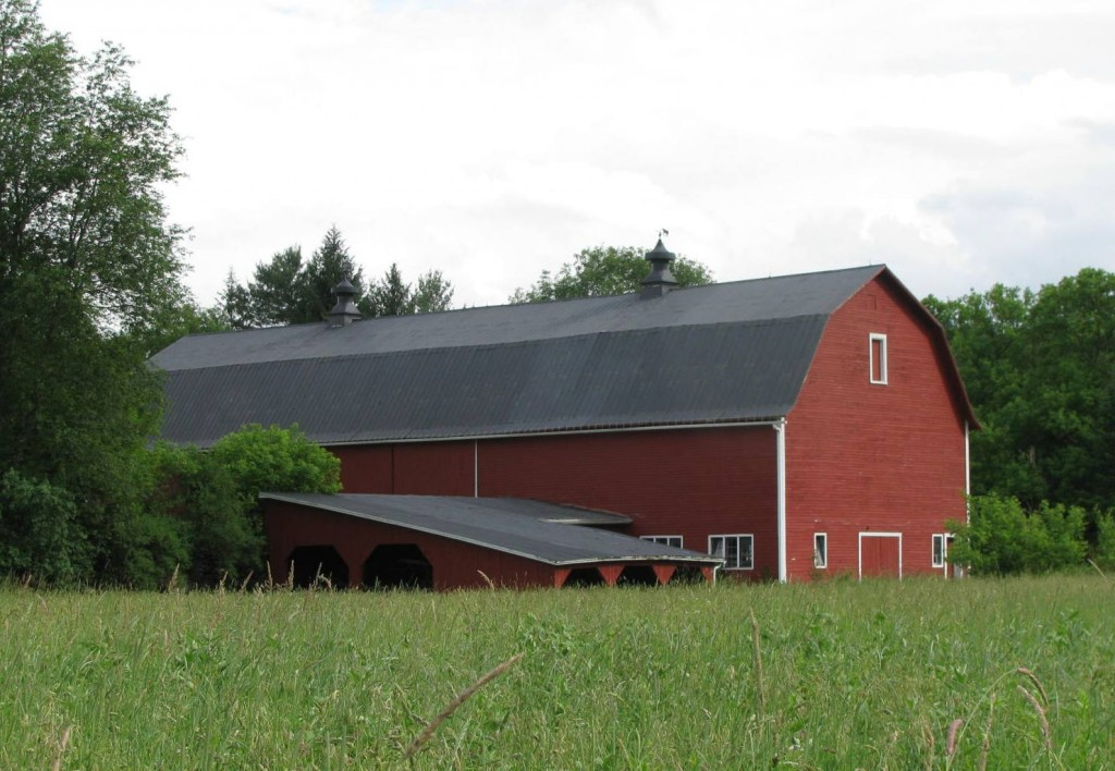 Flemer Barn 2, 2011 (click for larger image)