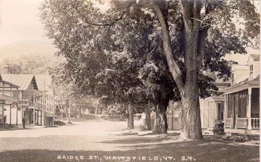 Photo: Waitsfield Historical Society